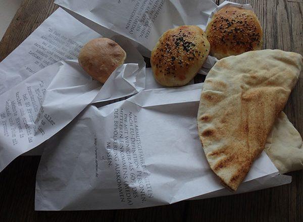 El pan nuestro de cada día. 29.10. – 28.11.2014